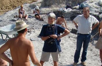 Beszélgetés Mindszenty Andreával bauxitkutatásról, környezetvédelemről és a bakonyi dinoszaurusz lelőhelyről