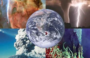 Földtudományi alapképzés (BSc)