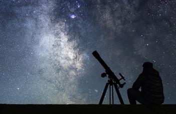 Csillagász mesterképzés (MSc)