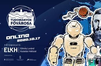 Vegyél részt október 17-én a Tudományok Fővárosa 4.0 fesztiválon!