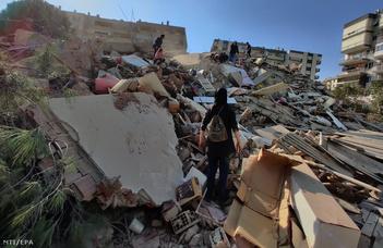 Az izmíri földrengés egy geofizikus nézőpontjából