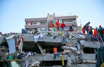 Mi okozta a törökországi földrengést?