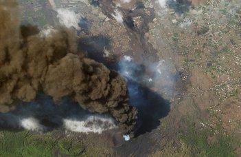 La Palma: interjú Karátson Dávid vulkanológussal - a láva immár a tengerbe folyik